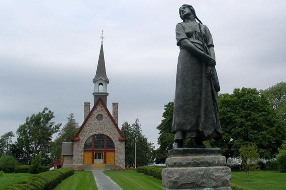The Landscape of Grand-Pr, Canada