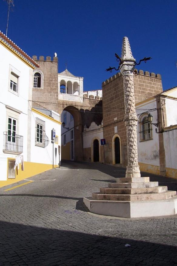 Border town of Elvas