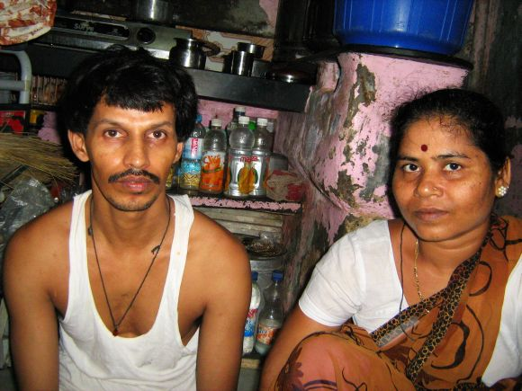Namdev and his wife Nikita are still fighting a lonely battle to sustain their family