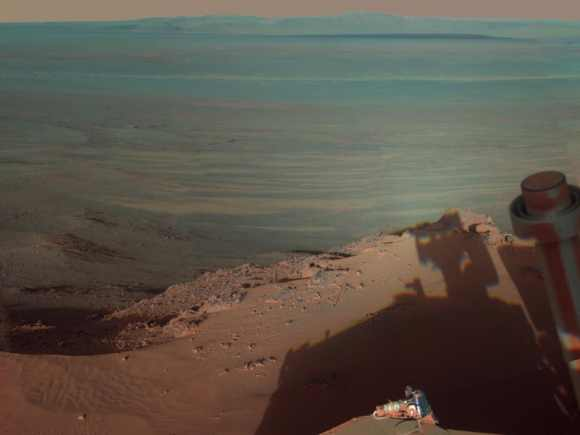 Rare photos: Mars like NEVER seen before