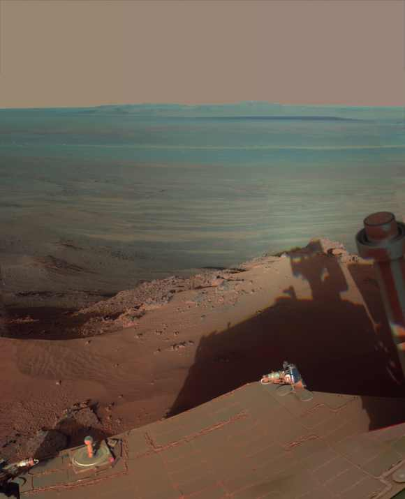 Rare photos: Mars like NEVER seen