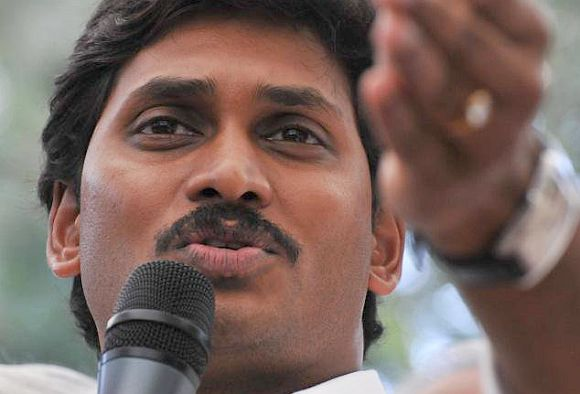 Jagan Reddy in SC: C