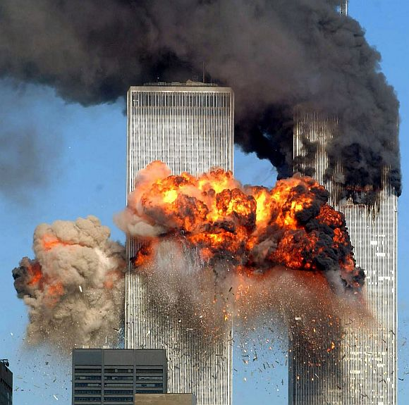 September 11 terrorist attacks