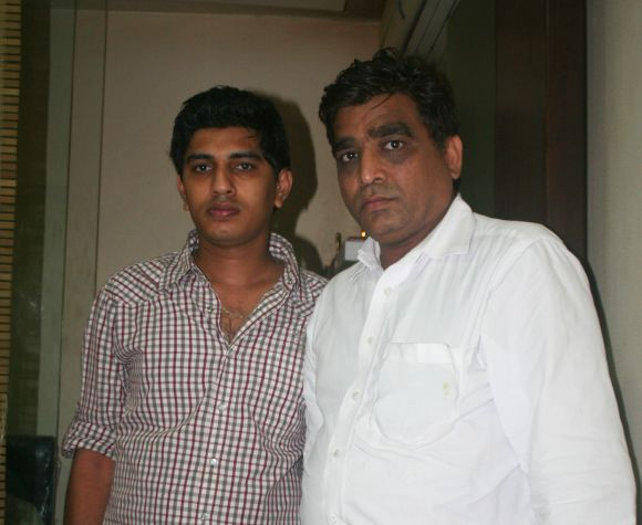 Kushpal and Ashok