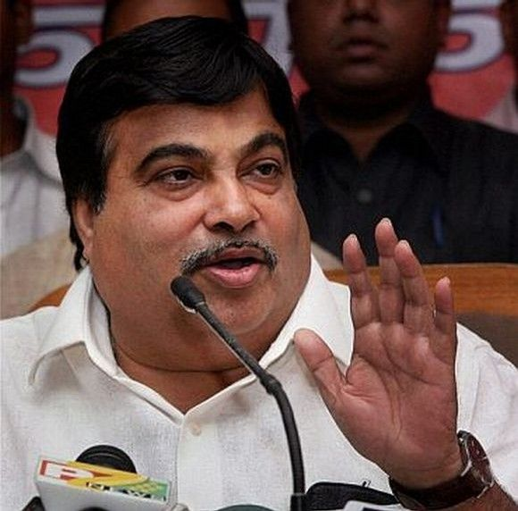 Nitin Gadkari is a non-descript provincial leader with no national experience, leave alone political competence or tact, says Praful Bidwai