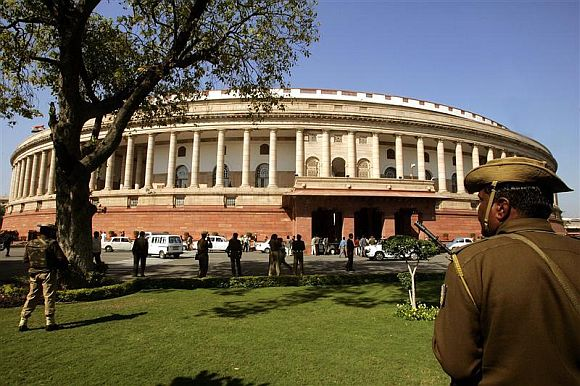 A new Parliament in Delhi?