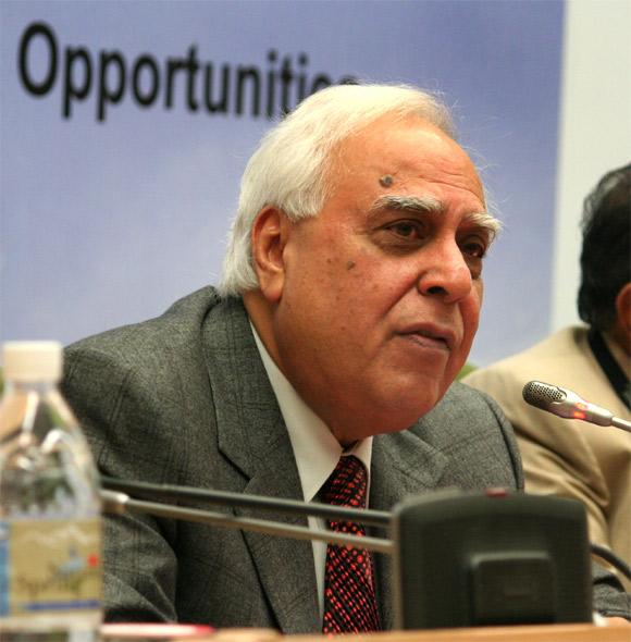 Kapil Sibal's MP woes