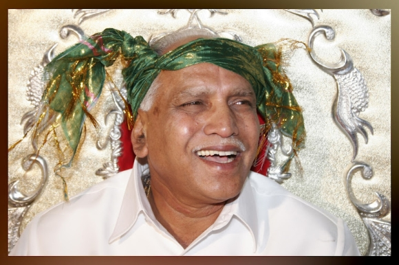 B S Yeddyurappa