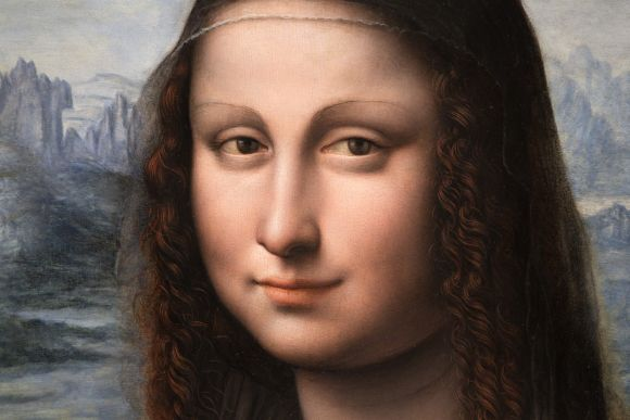 Known in Italy as La Gioconda, Mona Lisa is considered the most famous painting in the world
