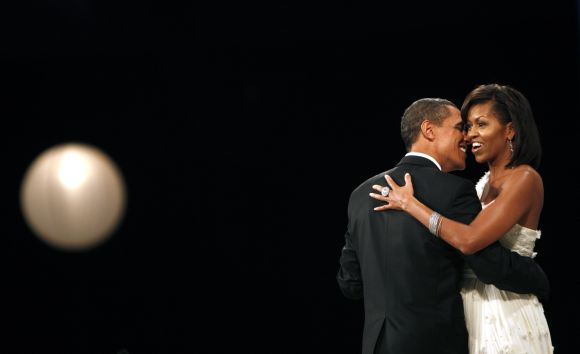 PIX: Barack and Michelle Obama's special moments