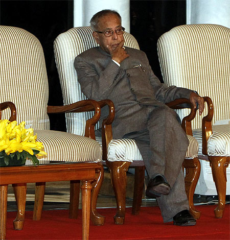 Pranab Mukherjee, likely India's next President