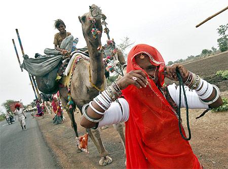 A scene from Biaor, Madhya Pradesh