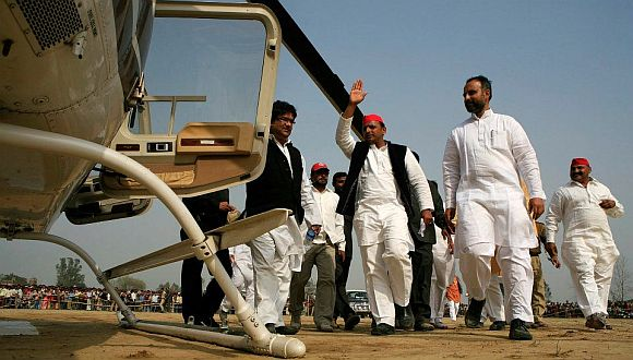 Akhilesh wins the BIG jackpot that eluded Mayawati