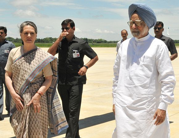 'Congress a sinking ship; none of its allies are happy'