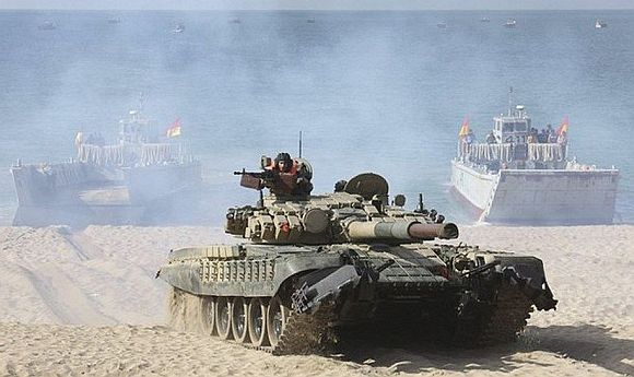 The case of India's depleting battletank ammo