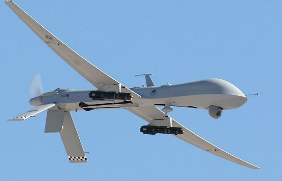 Let us do the dirty job, US drones can watch: Pak offers