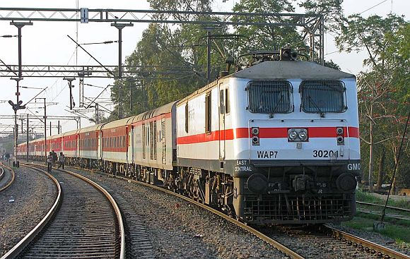 Power blackout leaves 300 trains stranded