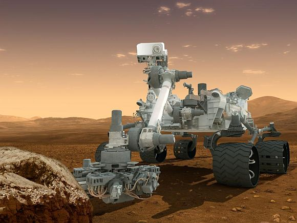 5 amazing things about Curiosity, the Mars rover