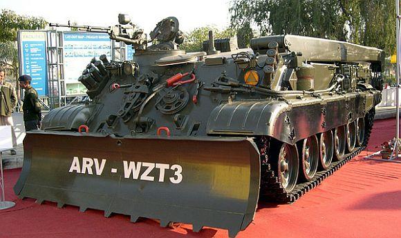 The WZT-3 ARV