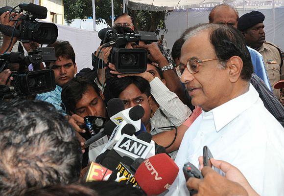 Fight the election petition, Madras HC tells Chidambaram