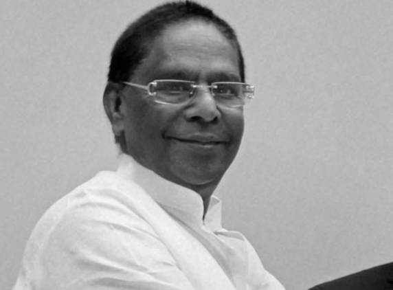 the Minister of State in the Prime Minister's Office V Narayanaswamy