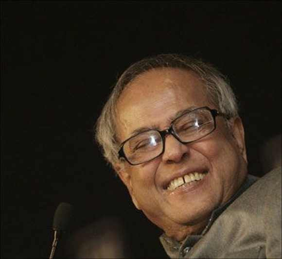 Finance Minister Pranab Mukherjee is the frontrunner for the President's post