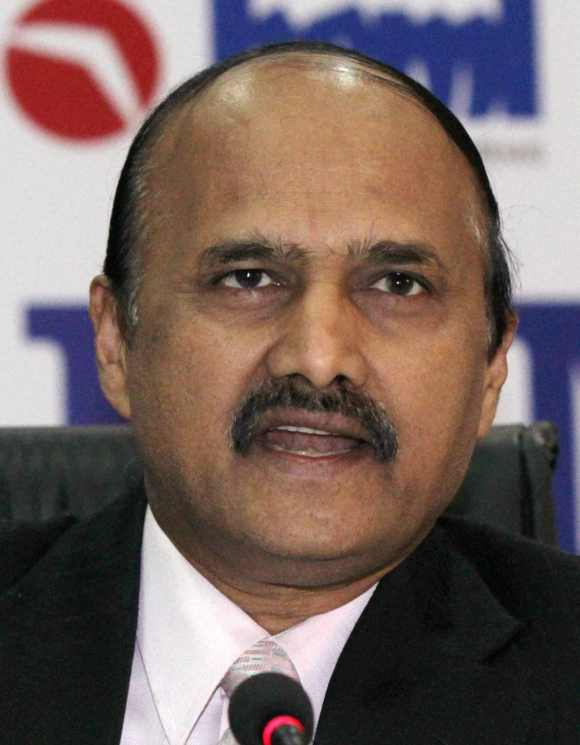 BEML chief V R S Natarajan