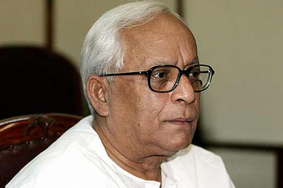 Buddhadeb Bhattacharjee