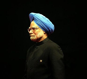 UPA allies have shown they do not see Manmohan Singh as the prime minister, says BJP