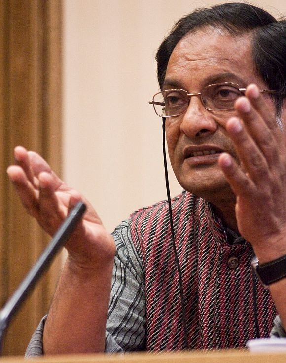 Rights activist Binayak Sen