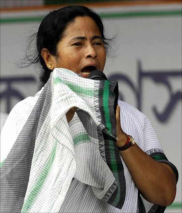 Trinamool Congress chife Mamata Banerjee