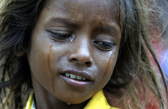 Children are being used by Naxalites, particularly in Chhattisgarh and some districts in adjoining states, according to the report