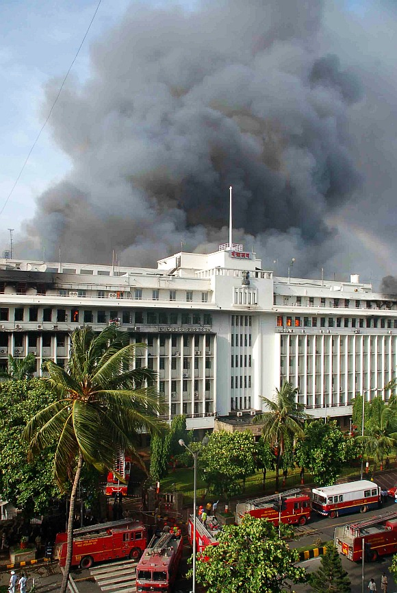 Mantralaya fire: 3 dead, 16 injured; CM's office gutted