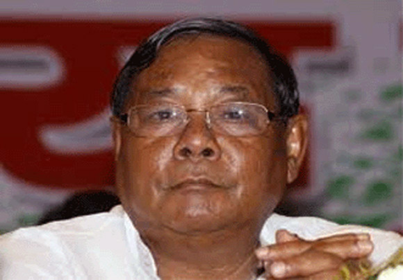 BJP is backing P A Sangma for the Presidential poll
