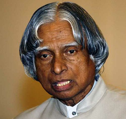 AJP Abdul Kalam pulled out of the presidential race