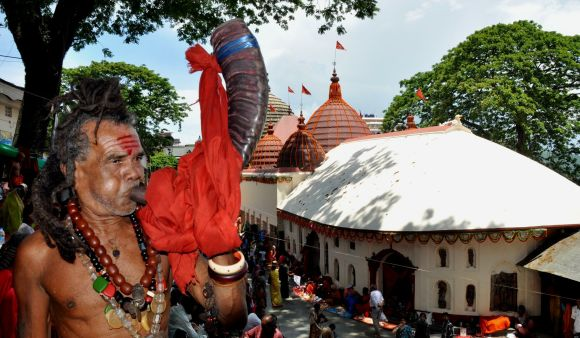 PHOTOS: Kamakhya temple door shuts for mega fest