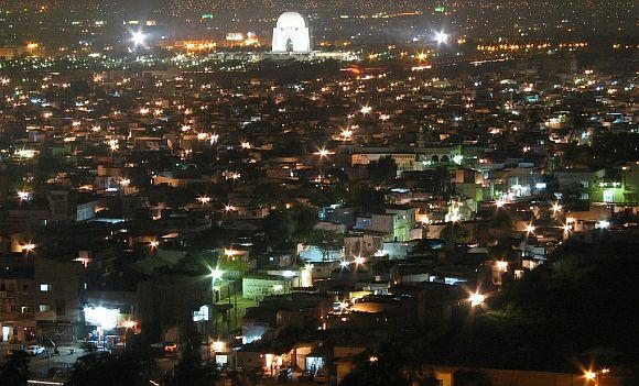 Karachi.