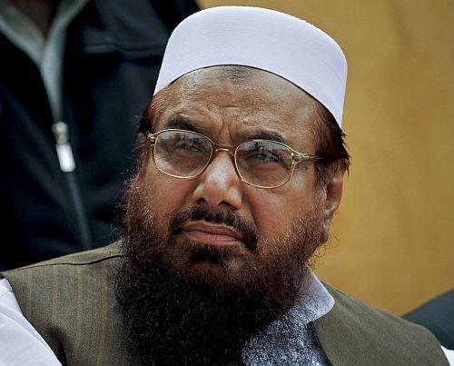 Lashkar founder Hafiz Mohammad Saeed
