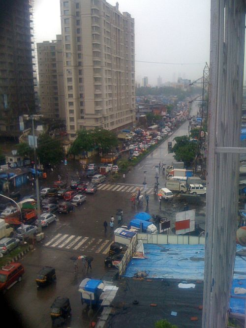 Mumbai rains: Readers share their PHOTOS