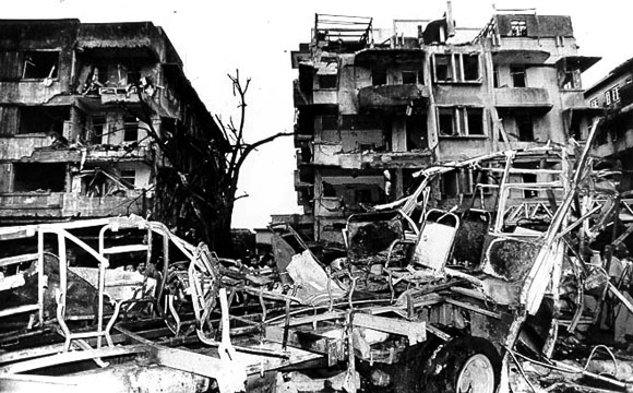 Nearly 300 people lost their lives in the 1993 Mumbai bombings