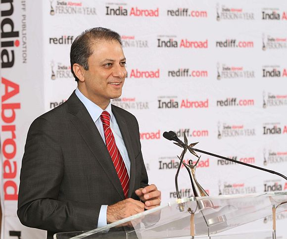 India Abroad Person of the Year Preet Bharara