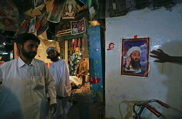 'No evidence of any high-level official knowing about Osama'