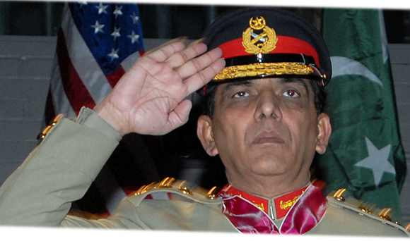 Pakistan army chief Gen Ashfaq Parvez Kayani