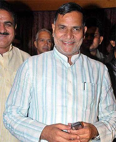 Congress leader Kripashankar Singh