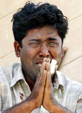 The face of a Gujarat riot victim that went viral in the media