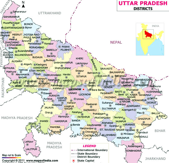 Uttar Pradesh