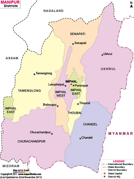 Congress to retain power in Manipur