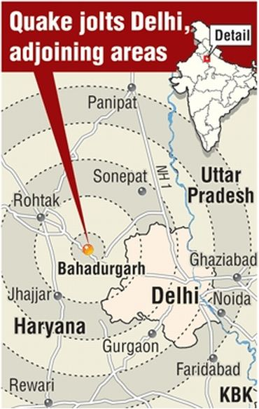 tremors latest in india punjab today
