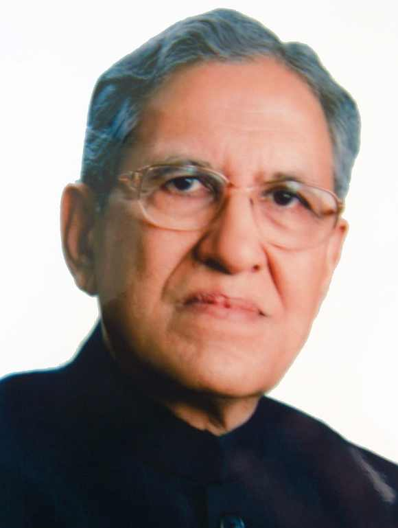 Uttar Pradesh Governor B L Joshi