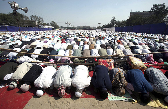 Brahmins and Muslims could be the winning combination